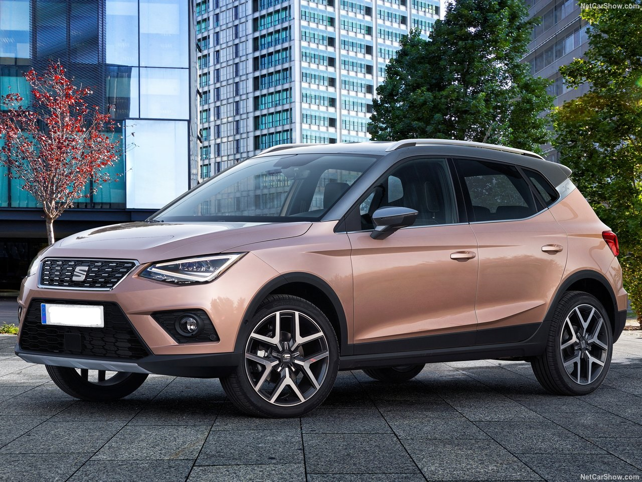 seat arona 1 6tdi se tech lux car leasing auto choices. Black Bedroom Furniture Sets. Home Design Ideas